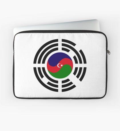 Korean Azerbaijan Multinational Patriot Flag Series Laptop Sleeve