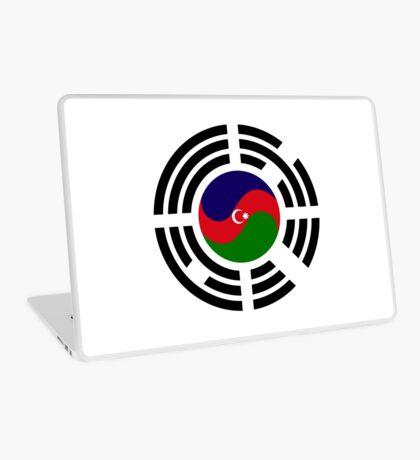 Korean Azerbaijan Multinational Patriot Flag Series Laptop Skin