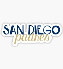 San Diego Padres Sticker