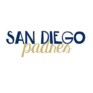 San Diego Padres by aleighseitz