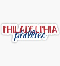 Philadelphia Phillies Sticker