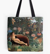 Henri Rousseau - The Dream 1910 Tote Bag