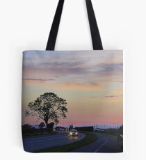Crossing The Border........................Ireland Tote Bag