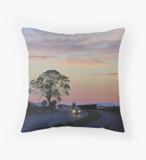 Crossing The Border........................Ireland Throw Pillow
