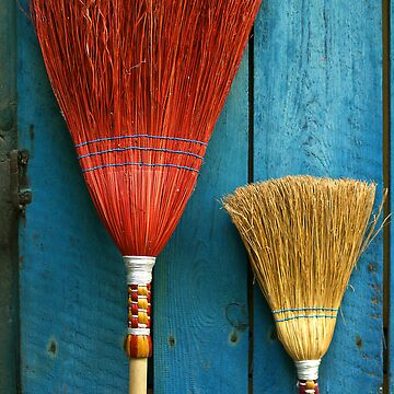 broom by hanseder