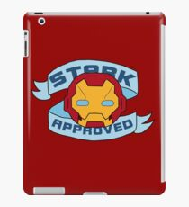 Stark Approved iPad Case/Skin