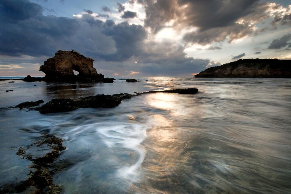 Bridgwater Tide by Robert Mullner