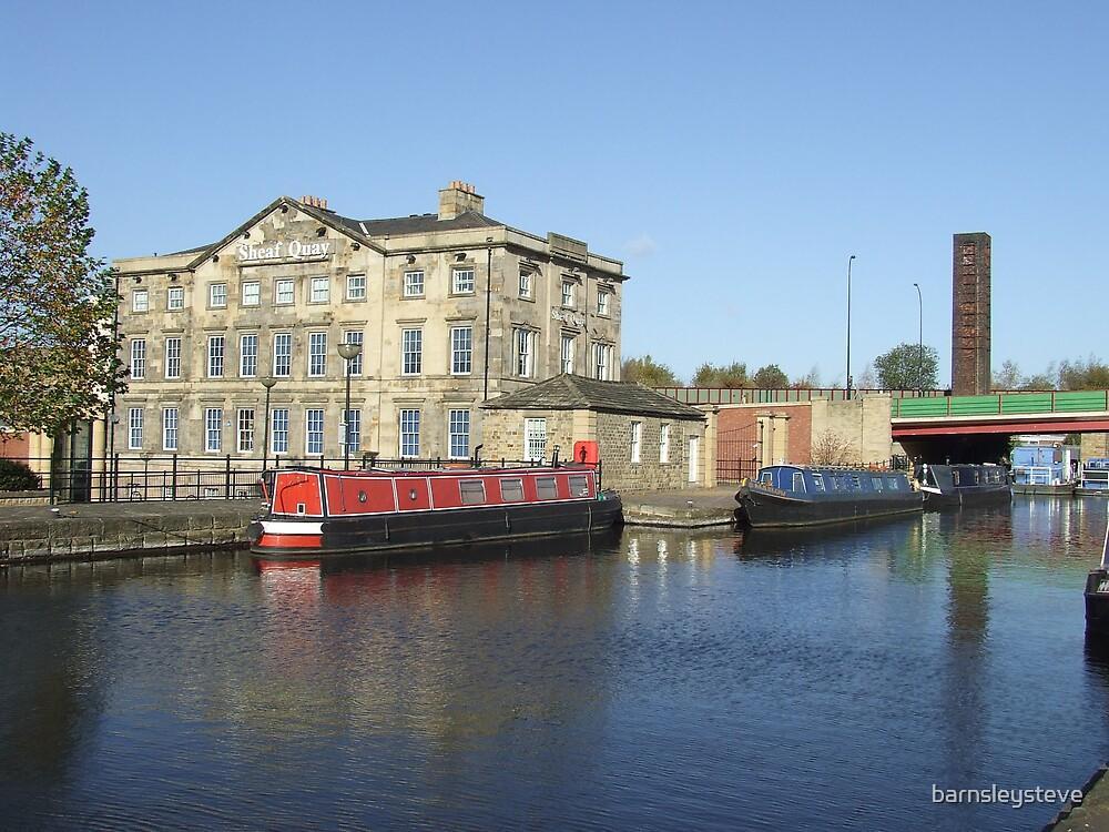 Victoria Quays, Sheffield by barnsleysteve