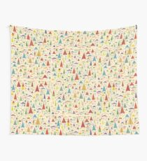 Paper Airplane 60 Wall Tapestry