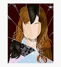 Carmilla - Broken Mirror Photographic Print