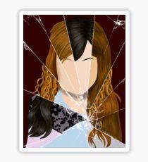 Carmilla - Broken Mirror Sticker