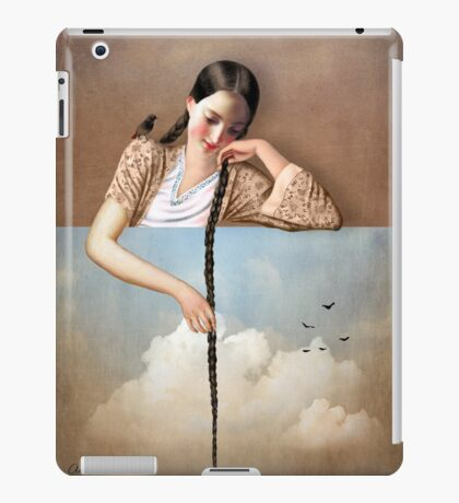 Touch The Sky (Rapunzel) iPad Case/Skin