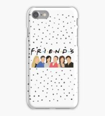 FRIENDS Characters iPhone Case/Skin