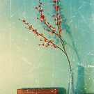 Still Life with vase by Cadence Gamache