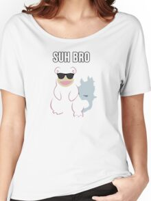 [PKMN] Suh Bro Women's Relaxed Fit T-Shirt