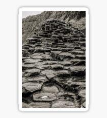 Ireland 'Rocks' - Giants Causeway, Northern Ireland #6 Sticker