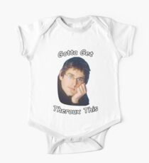 Funny Gotta Get Theroux (Through) This Kids Clothes