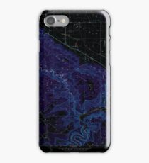 USGS TOPO Map Colorado CO Paradox 234063 1994 24000 Inverted iPhone Case/Skin