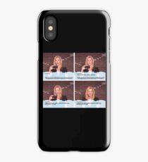 Lisa Kudrow Reading Mean Tweet iPhone Case/Skin
