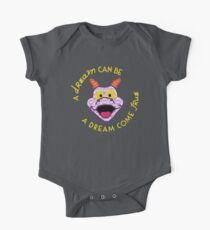Just a Figment One Piece - Short Sleeve