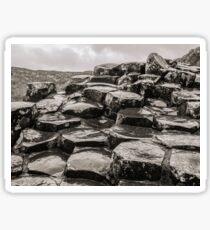 Ireland 'Rocks' - Giants Causeway, Northern Ireland #8 Sticker