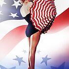 Marilyn by Cliff Vestergaard