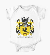 Becker Coat of Arms One Piece - Short Sleeve