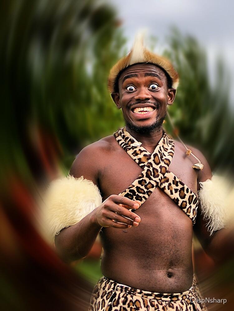 Zulu Stare. by CrispNsharp