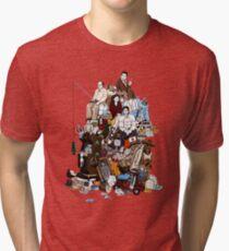 99 References Tri-blend T-Shirt