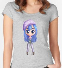 Juvia | Fairy Tail Women's Fitted Scoop T-Shirt