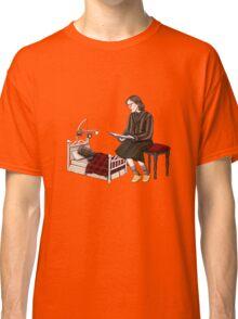 Bedtime for Log Classic T-Shirt