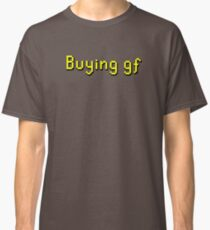 [OSRS] Buying gf Classic T-Shirt