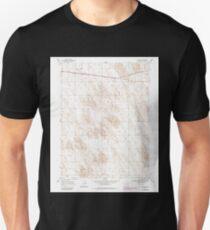 USGS TOPO Map Colorado CO Schramm 234374 1969 24000 T-Shirt