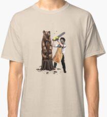 Leatherface's Secret Hobby Classic T-Shirt