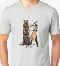 Leatherface's Secret Hobby Unisex T-Shirt