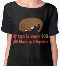 Kaiba's ego Women's Chiffon Top