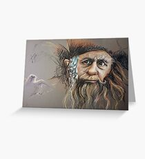 Radagast the Brown Greeting Card