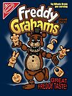Freddy Grahams by popnerd
