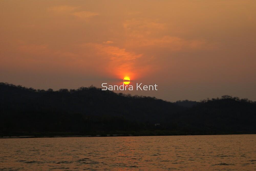 Sunset by Sandra Kent