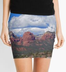 Sedona Mountains Mini Skirt
