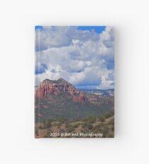 Sedona Mountains Hardcover Journal