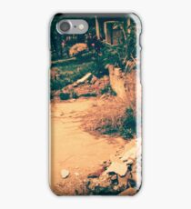Escombros iPhone Case/Skin