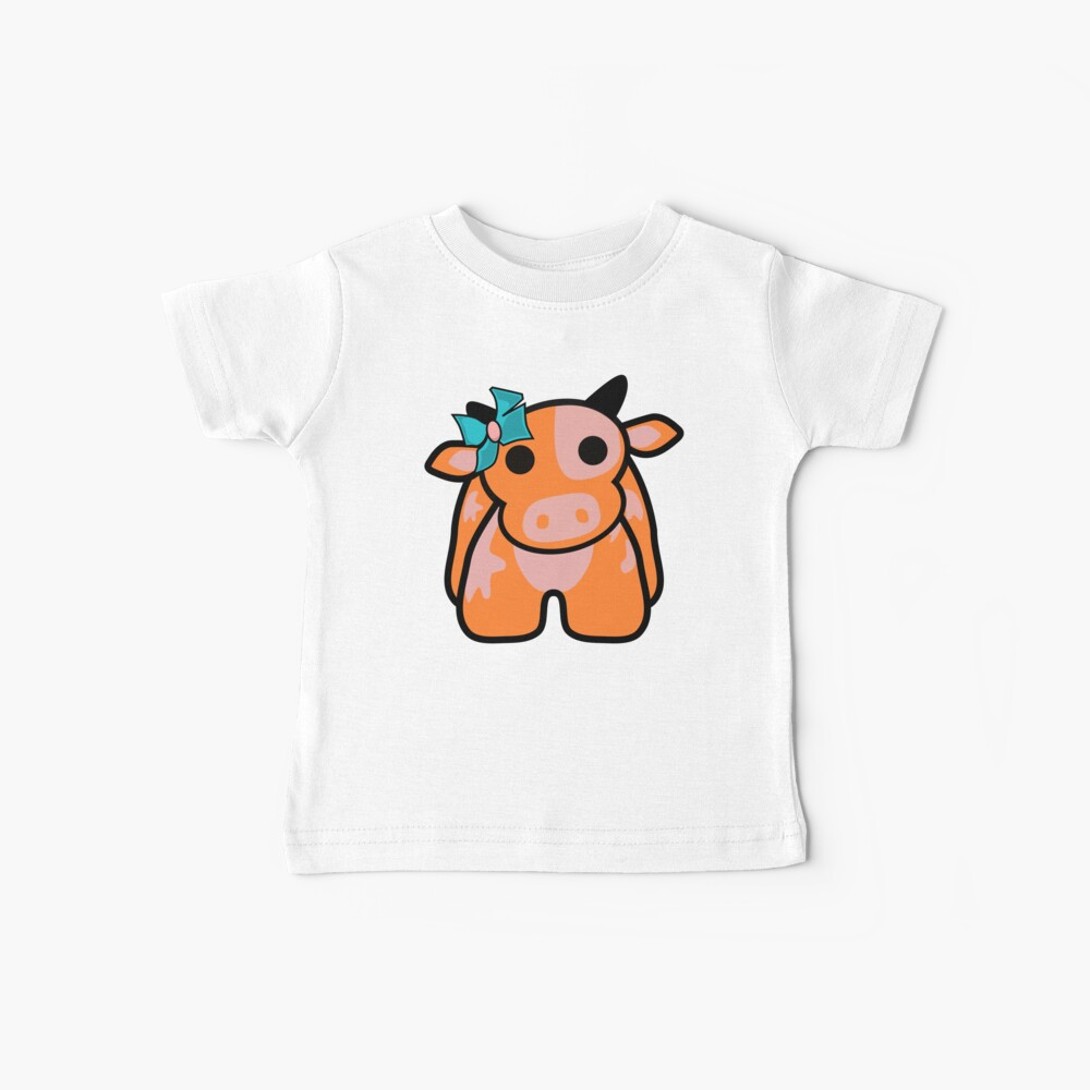 Free the Vegan Cow Baby T-Shirt