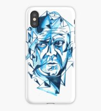 Bruce Willis is my homeboy ( light colors) iPhone Case/Skin
