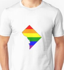 Washington DC Pride! Unisex T-Shirt