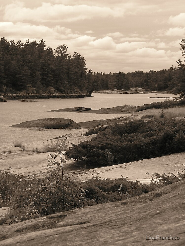 French River by LinaFrancisco