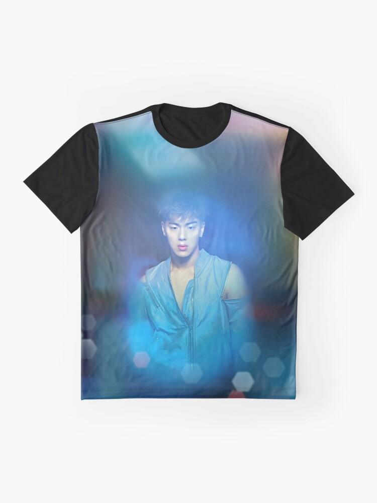 Alternative Ansicht von Monstax - Shownu - Schön Grafik T-Shirt