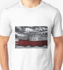 Tower Poppies Unisex T-Shirt
