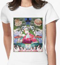 KaikiKane 2 Womens Fitted T-Shirt