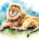 Löwe von AnnaShell